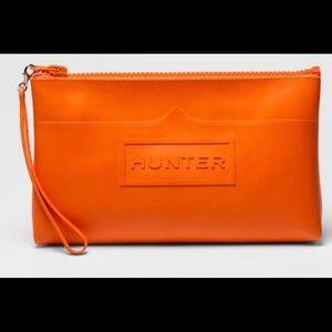 NWT Hunter Orange ZIP Wallet